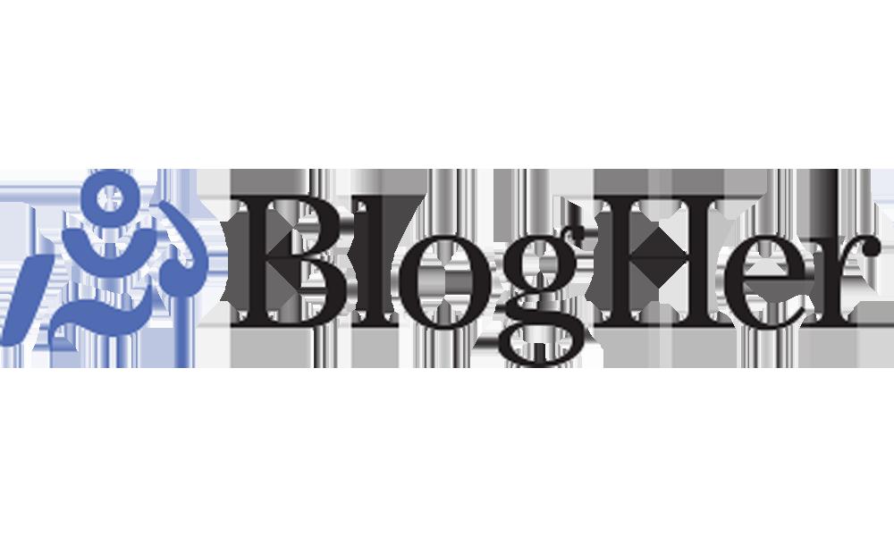Maxifier client - BlogHer logo